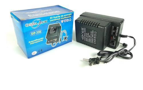 Transformador Adaptador Universal Múltiples Voltajes 1.5-12v