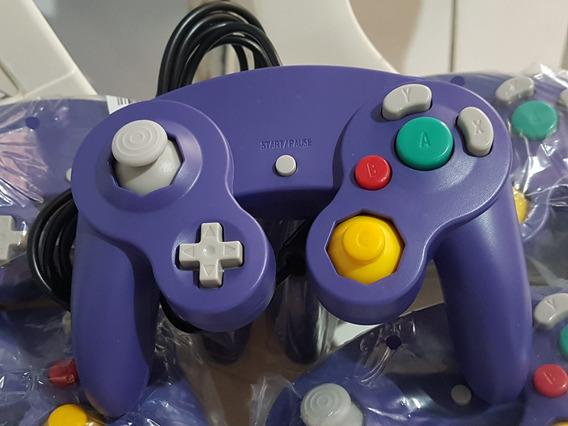 Controle Gamecube Nintendo E Nintendo Wii