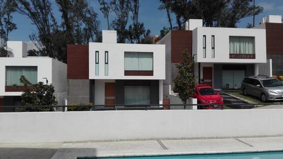 Hermosa Casa En Renta En Lago De Guadalupe