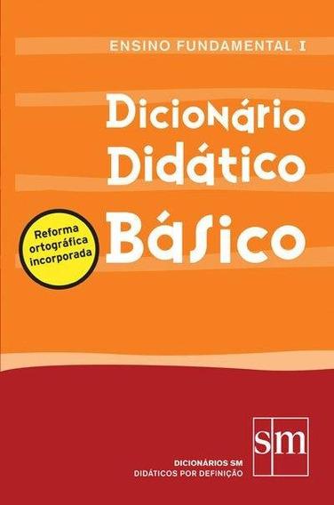Dicionário Didático Básico - Ensino Fundamental