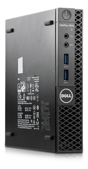 Dell Optiplex Mini 3050 I5 6500t 16g Ssd 256g Ultracompacto