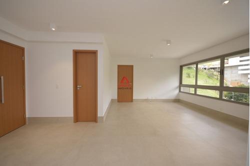 Lindo Apartamento De 163 M² Residencial Kadosh - 1711