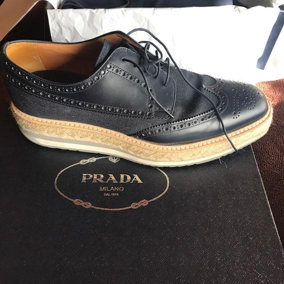 Zapatos Prada De Caballero Totalmente Originales
