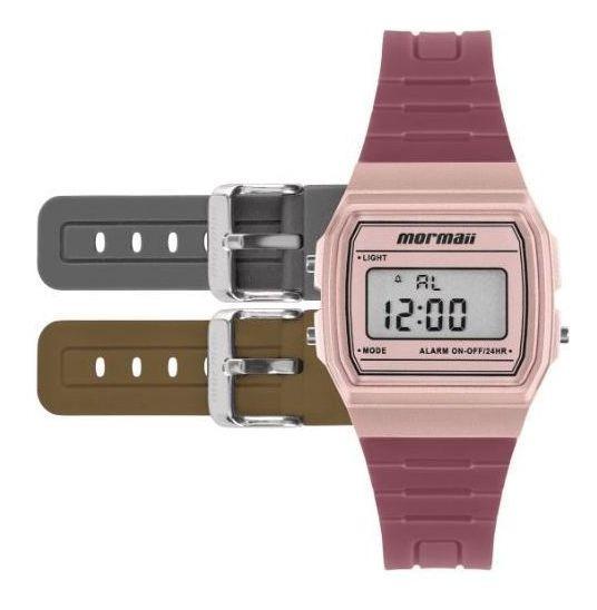 Relógio Troca Pulseiras Mormaii Vintage Mojh02be/t8j
