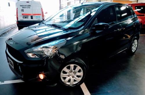Ford Ka S 1.5l 2016 Excelente Estado (jcf)