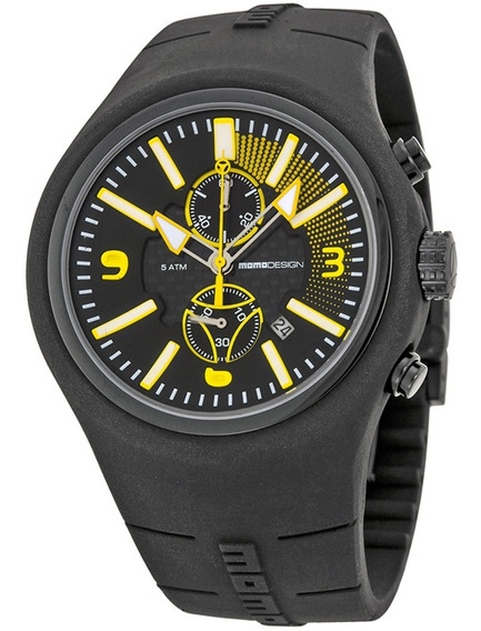 Relógio Momo Design - Md1009bk-51