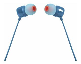 Audífonos JBL 110 blue
