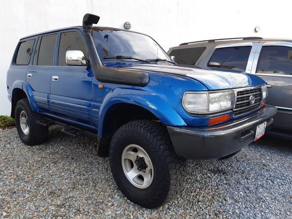 Toyota Burbuja Land Cruiser 4x4