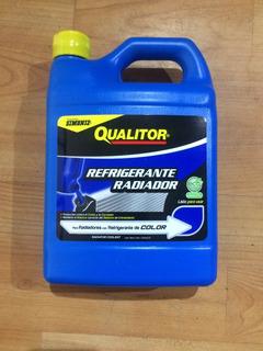 Refrigerante Para Radiador Simoniz Qualitor Azul Litro