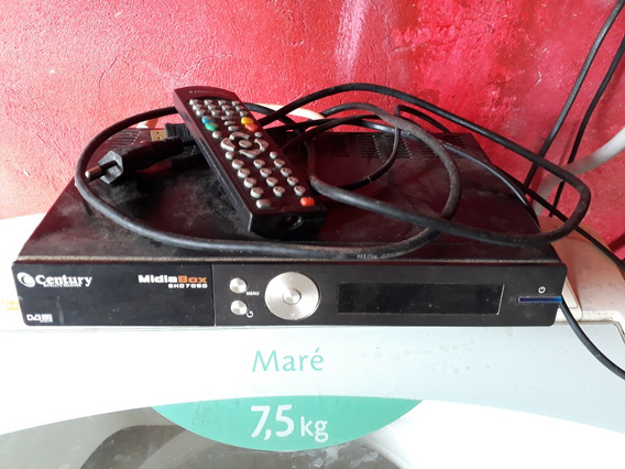 Antena Parabólica Com Caixa Centuri