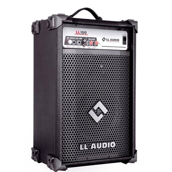 Caixa De Som Ll Audio