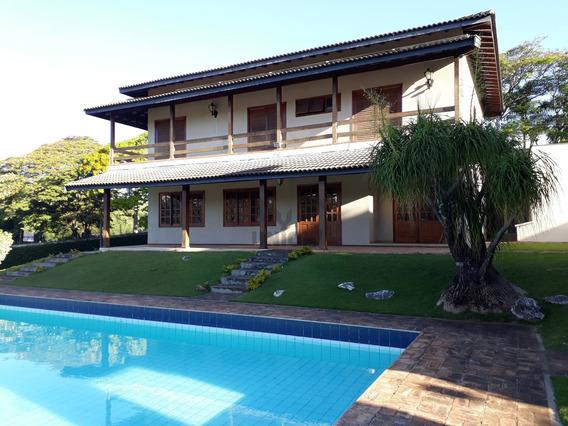 Casa Para Venda Ou Locação No Jardim Panorama Em Vinhedo/sp - Ca00049 - 68228567