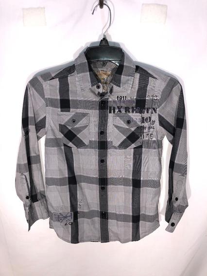 Camisa S Helix Id V716 U Niño Remate!