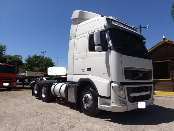 Volvo Fh12 460 6x2 Ano 2014