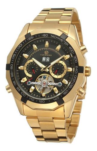 Relógio Masculino Mecânico Automático Luxo Original