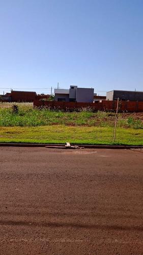 Imagem 1 de 6 de Terreno À Venda, 300 M² Por R$ 100.000,00 - Jardim Das Oliveiras - Foz Do Iguaçu/pr - Te0468
