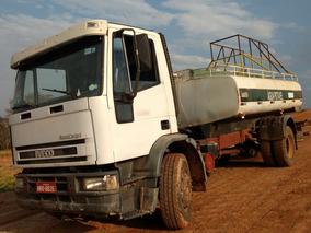 Caminhão Tanque (pipa) Iveco Eurocargo