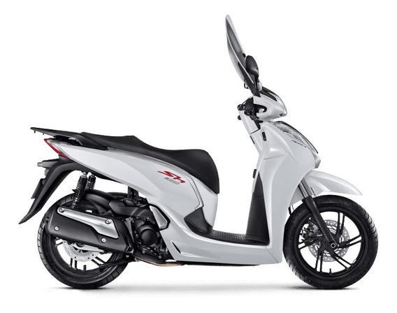 Moto Honda Sh300i Sport 20/20 0km,ver Area Ler Anuncio