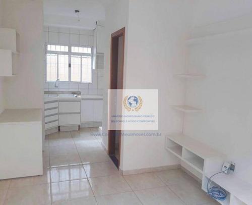 Sobrado Com 2 Dormitórios À Venda, 87 M² Por R$ 230.000,00 - Chácara Bela Vista - Sumaré/sp - So0008
