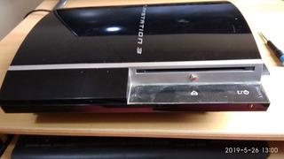 Ps3 Playstation 3 Fat (leer Descripción)