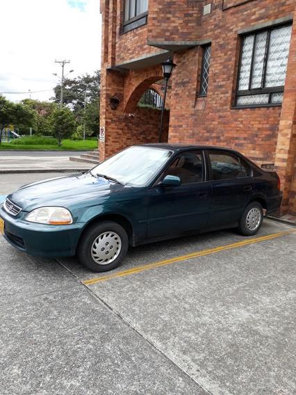 Honda Civic 1996, 1.6