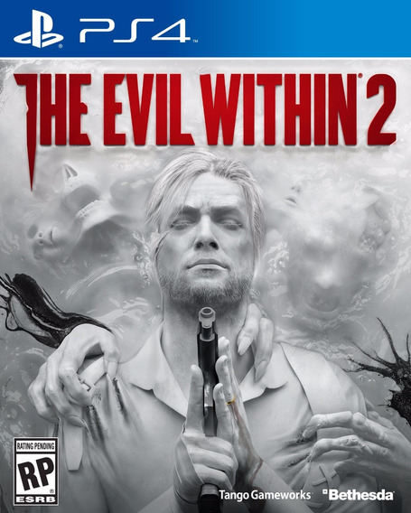 The Evil Within 2 Ps4 Midia Fisica