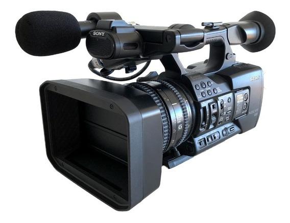 Filmadora Sony Pxw-x180 + 32gb + 2 Baterias - 175h De Uso