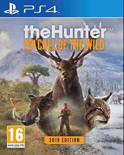 Ps4 Thehunter: Call Of The Wild 2019 Editi
