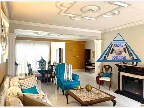 Imagen 1 de 9 de Casa En Venta En Gomez Palacio Centro