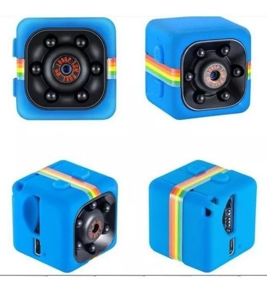 Mini Camara Espia Oculta Hd Inalámbrica Batería De Litio Oficina Casa Fácil De Usar Audio Y Video