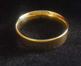 Aliança Vivara Honeymoon Ouro Amarelo (5mm)