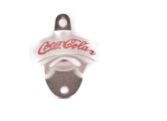 Destapador De Pared Vintage Coca Cola