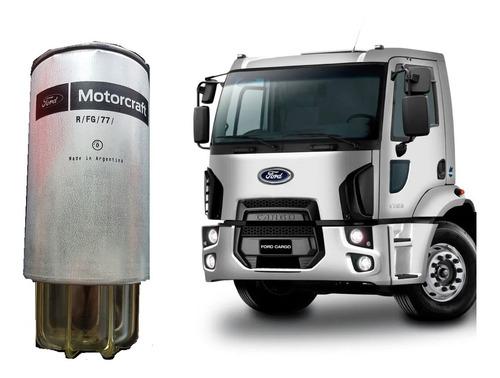 Filtro Gas Oil Cargo 1722 / 1730 / 1831 / 2631 Motorcraft