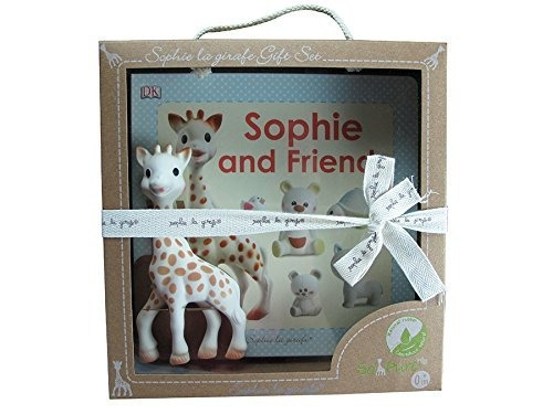 Conjunto De Juguetes Sophie And Friends La Jirafa