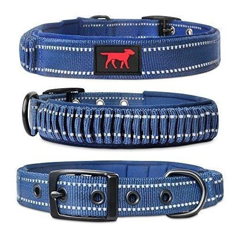 Collar De Perro De Servicio Pesado Con Asa Collar De Nylon