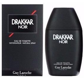 Perfume Drakkar Noir - Eau De Toilette 100ml