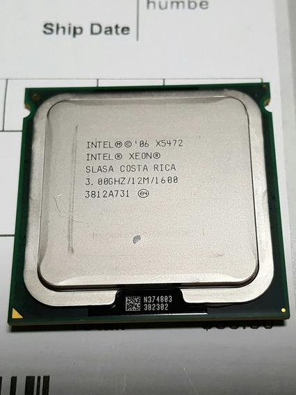 2 Processador Intel Xeon X5472 Quad Core 3.0 Ghz Dell Hp Mac