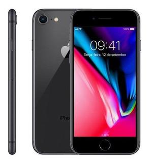 iPhone 8 Apple, Cinza Espacial, 256 Gb, 4,7, Câmera 12 Mp