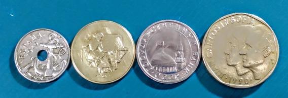 Monedas De Europa 8 San Marino Y Otros Países
