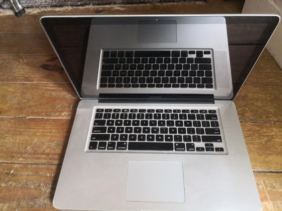 Macbook Pro Early 2011 (não Liga)