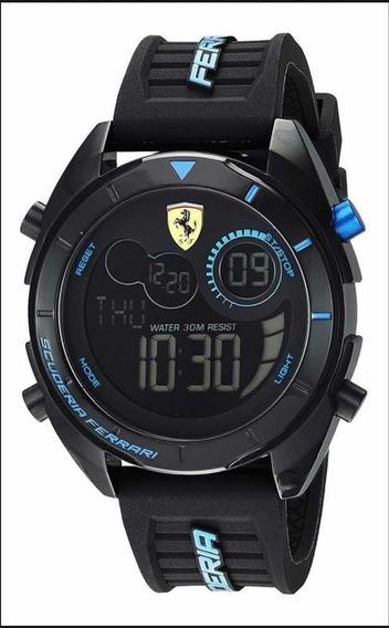 Relógio Masculino Ferrari 830550 Importado Original