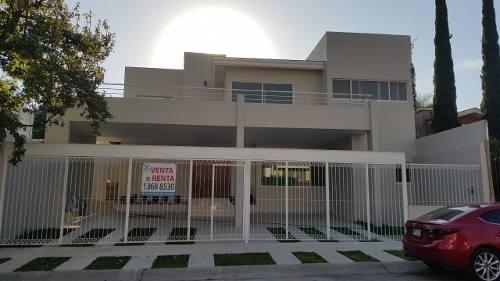 Casa Nueva En Venta O Renta En Bugambilias