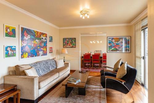 Apartamento  Com 4 Dormitório(s) Localizado(a) No Bairro Indianópolis Em São Paulo / São Paulo  - 16765:923913
