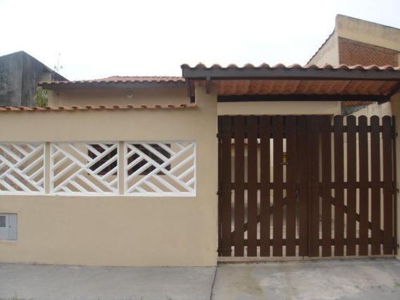 Casa Para Locação, Nova Itanhaem, 3 Dormitórios, 1 Suíte, 3 Banheiros, 6 Vagas - Loc61