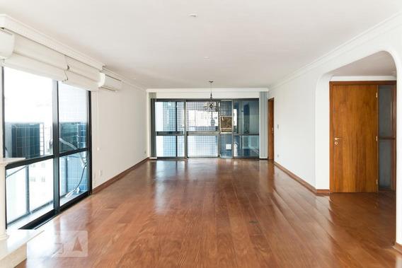 Apartamento Para Aluguel - Santa Cecília, 4 Quartos, 250 - 893052288
