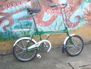 Bicicleta De Origen China Xq51 Five Rams