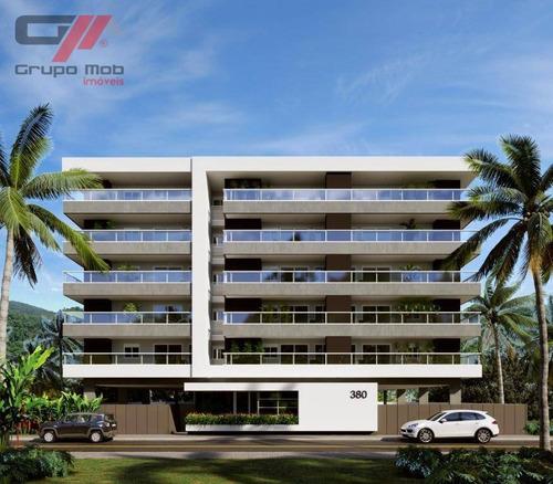 Imagem 1 de 10 de Apartamento Com 2 Dormitórios À Venda, 66 M² Por R$ 335.617,00 - Itaguá - Ubatuba/sp - Ap0306