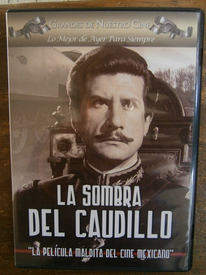 La Sombra Del Caudillo Dvd Tito Junco Roberto Cañedo Bracho
