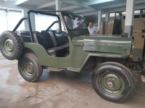 Jeep Hurricane 4x4 Modelo 68 Original