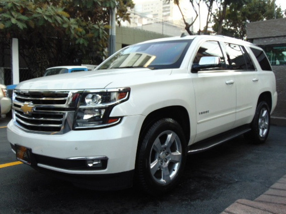 Chevrolet Tahoe 2015 Blindada Nivel 3plus Blindaje Blindados